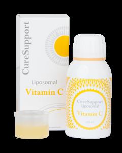 CureSupport Liposomal Vitamin C 250ml (liposomale vitamine C, beter opneembaar)