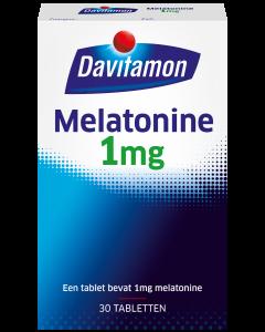 Davitamon Melatonine 1 mg 30tb