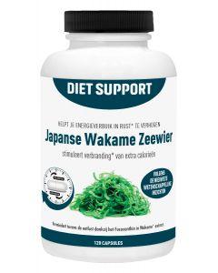 Diet Support Japanse Zeewier Undaria 120 capsules