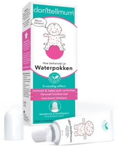 Donttellmum Waterpokken behandeling 50ml