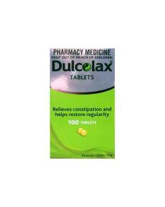 Dulcolax Bisacodyl 5mg 100 tabletten