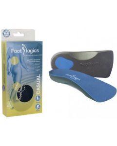 Footlogics Casual XS maat 35-37 ( footlogics)