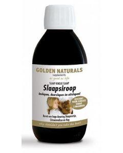 Golden Naturals  Slaapsiroop 250ml