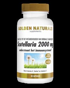 Golden Naturals Scutellaria 2000 mg 30 capsules