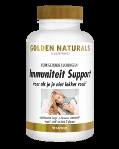 Golden Natural Immuniteit support 90vc
