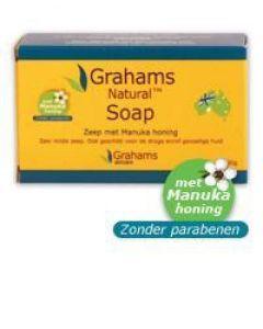 Grahams Natural Soap 100 gram