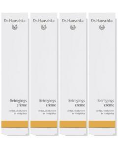 Dr. Hauschka Reinigingscreme Voordeelpak  4x 50ml