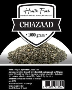 Health Food Chiazaad 1000 gram