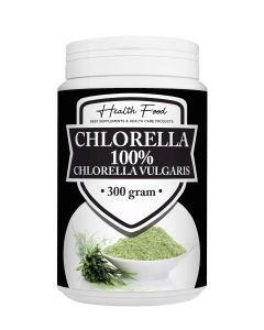 Health Food Chlorella 100% 300 gram