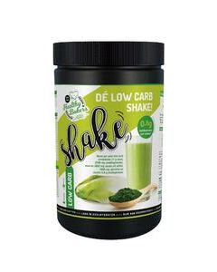 Healthy Bakers Low Carb Spirulina Shake pot 17 porties + GRATIS 2 Low Carb Broden t.w.v. 7,70  (1 bus)