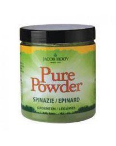 Jacob Hooy Pure Powder Food Spinazie 80 gram