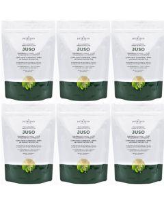 Jacob Hooy Juso psyllium hulpvezels zes-pak 6x 300 gram