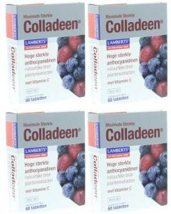 Lamberts Colladeen 8547-60 vier-pak 4x 60 tabletten