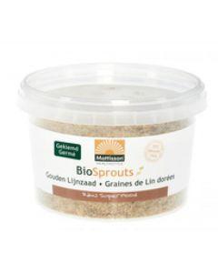 Mattisson Bio Sprouts Gouden Lijnzaad 200 gram