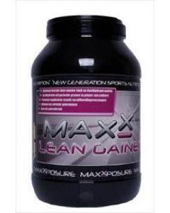 Maxx Posure Weight Gainer Aardbei 1600gr.