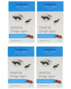 Membrasin Eye Care Omega 7 Helpt bij droge ogen vier-pak 4x 60 capsules