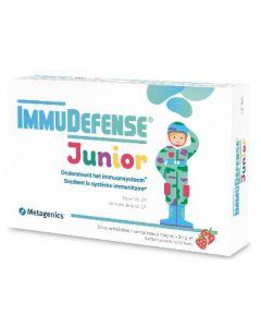Metagenics Immudefense junior NF  30 kauwtabletten