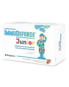 Metagenics Immudefense junior NF  90 kauwtabletten