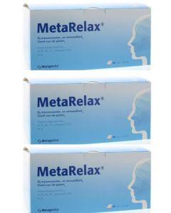 Metarelax Metarelax drie-pak 3x 84 sachets