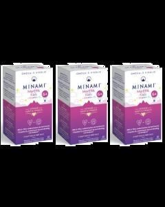 Minami MorEpa Mini drie-pak 3x 60 softgels