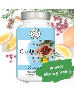 Mr. & Mrs. Green Cranberry 60 capsules