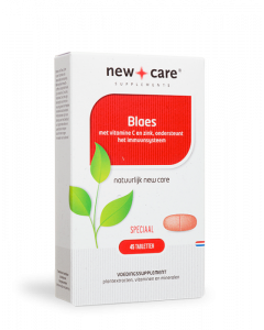 New Care Blaes 45tab.