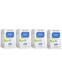 New Care Gewricht trio-pak 3x 120 tabletten + Gratis Magnesium 120 capsules (Glucosamine/Chondroitine)