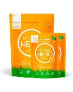 Orange Fit Hero Plantaardige alles in één maaltijd Vanille portie 600 kcl Normal