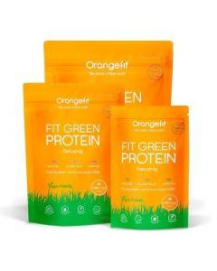 Orange Fit Proteine Vanille (plantaardige eiwitten) 25 gram