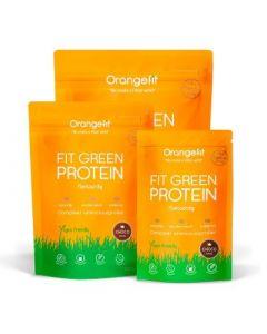 Orange Fit Proteine Chocolade (plantaardige eiwitten) 25 gram
