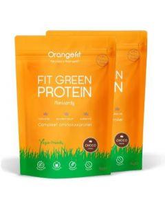 Orange Fit Proteine Chocolade (plantaardige eiwitten) 2000 gram