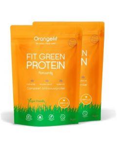 Orange Fit Proteine Vanille (plantaardige eiwitten) 2000 gram