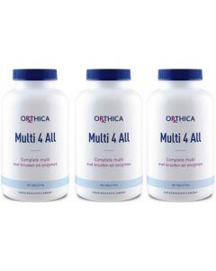 Orthica Multi 4 All Trio 3x 180 tabletten (540 tabletten)