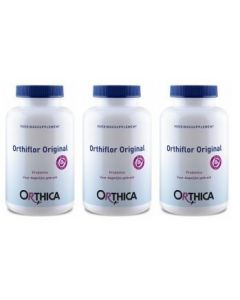 Orthica Orthiflor Original  3x 120 capsules (360 capsules)