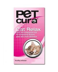 Pet Cura Cat Relax navulling voor verdamper (2 staafjes)