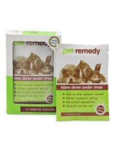 Pet Remedy Kalmerende doekjes 12 stuks