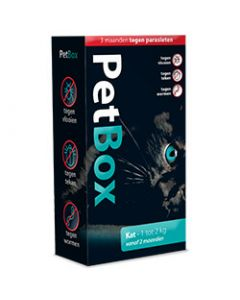 Petbox Kat 1-2 kg 1 set