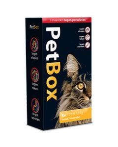 Petbox Kat 2-12 kg 1 set