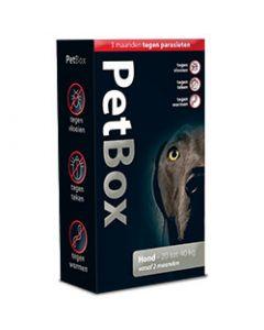 Exil Petbox hond 20-40 kg 1 set
