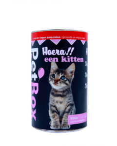 Petbox Kitten 8-20 weken 1st