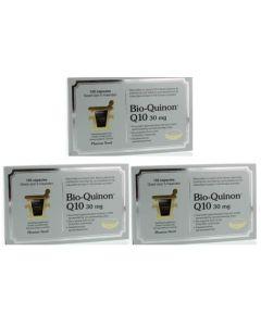Pharma Nord Bio quinon Q10 30 mg trio-pak 3x 150 capsules