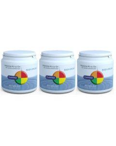 Plantina vitamine K2 & D3 trio-pak 3x 60 capsules (= 180 capsules)
