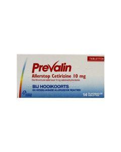 Prevalin Allerstop Hooikoorts/Allergie  14 tabletten