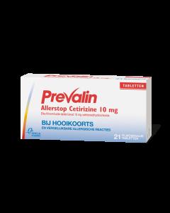 Prevalin Allerstop Hooikoorts/Allergie  21 tabletten
