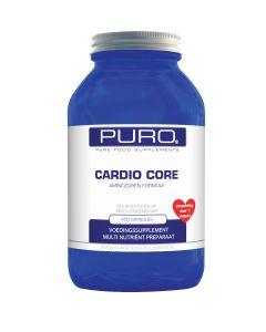 Puro Cardio Core (hart- & bloedvatenformule) 450 capsules