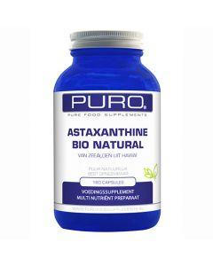 Puro Astaxanthine 180 capsules