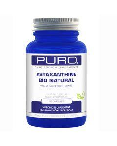 Puro Astaxanthine 60 capsules