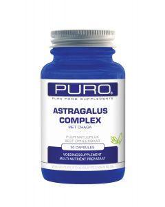 Puro Astragalus Chaga Complex 30 capsules