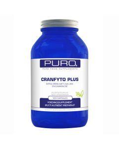 Puro Cranfyto Plus 180 capsules (cranberry & d-mannose)