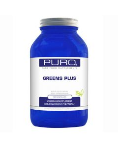 Puro Greens Plus 180 capsules (dé superfood capsule!)